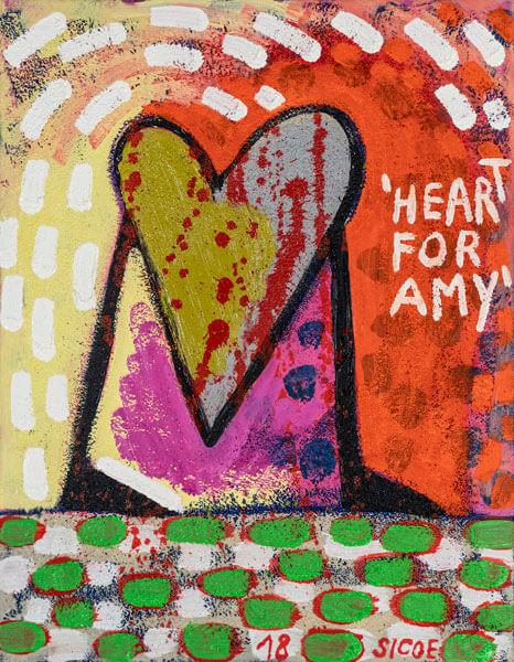 Sicoe - Heart for Amy